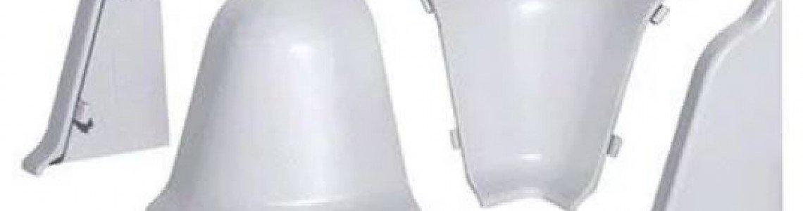 фурнитура для плинтуса ТП-740