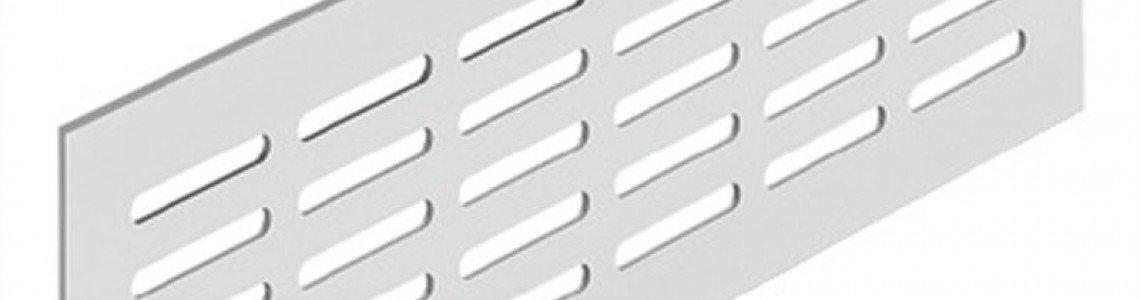 Решетки вентиляционные для мебели