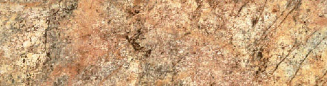 декор 3024 глянец -Мрамор золотой (глянец)