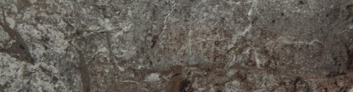 3025/Q-Мрамор черный-1гр